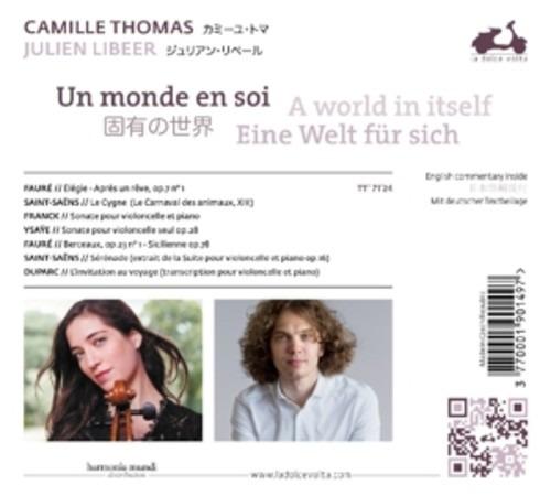 Reminiscences - Camille Thomas