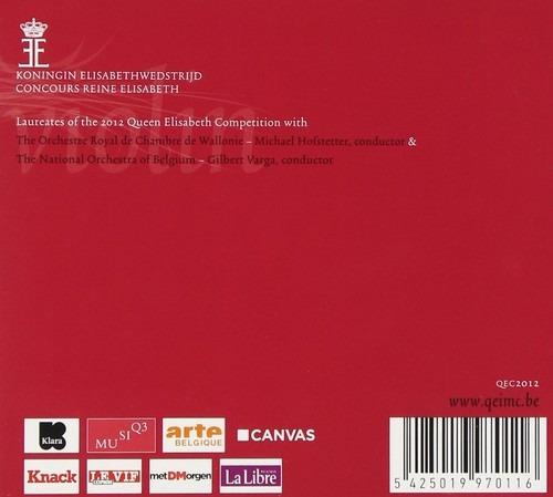 Violin 2012 - Queen Elisabeth Competition