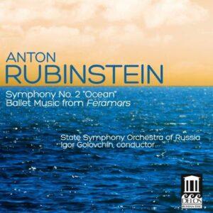 Rubinstein : Symphonie n° 2 - Feramors. Golovchine.