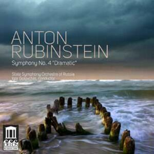 Rubinstein : Symphonie n° 4. Golovchine.