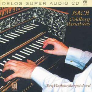 Johann Sebastian Bach : Variations Goldberg