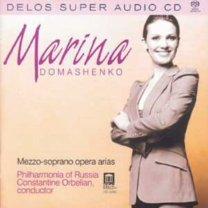 Marina Domashenko : Airs d'opéra