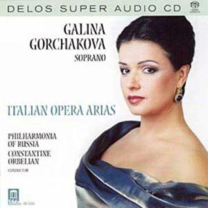 Galina Gorchakova, soprano : Airs d'opéra italiens
