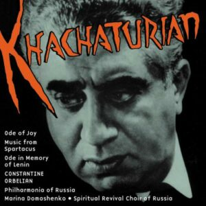 Aram Khatchaturian : Album du centenaire