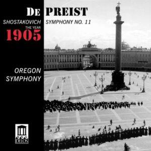 Dimitri Chostakovitch : Symphonie n° 11