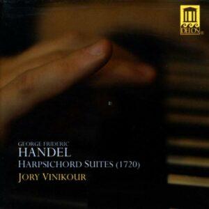 Haendel : Suites pour clavecin. Vinikour.
