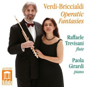 Verdi-Briccialdi : Fantaisies d'opéra