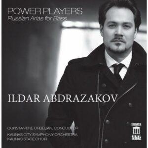 Ildar Abdrazakov, basse : Power Players