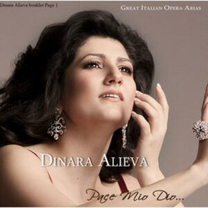 Dinara Alieva, soprano : Pace, mio Dio