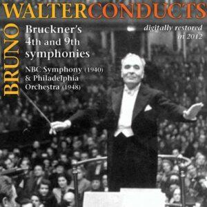 Bruckner, Mozart : Symphonies. Walter.