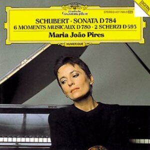 Piano Sonata / 6 Moments Musicaux / Sch