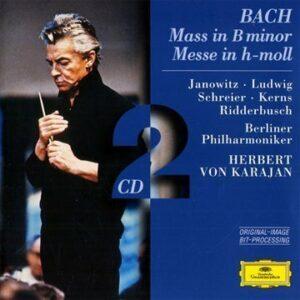 Messe En Si Mineur - Orch. Phil. Berlin, Karajan
