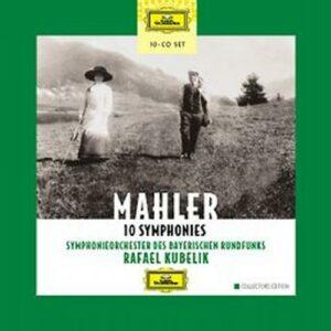 Mahler: Symphony 1-10 - Rafael Kubelik