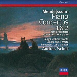 Mendelssohn: Piano Concerto 1 / 2 Etc