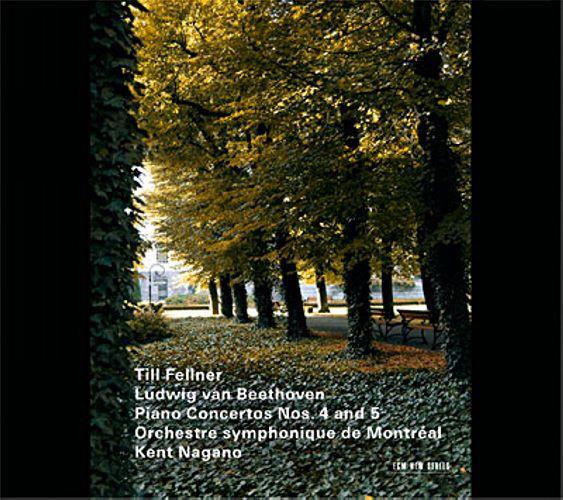 Beethoven : Concertos pour piano n° 4 & 5. Nagano.