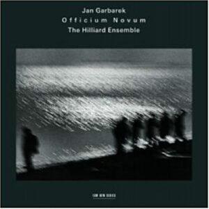Officium Novum : Hilliard Ensemble.
