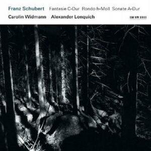 Schubert: Fantaisie en ut majeur. Widmann, Lonquich.