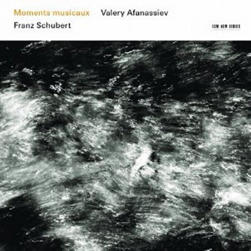 Schubert : Moments musicaux. Afanassiev.