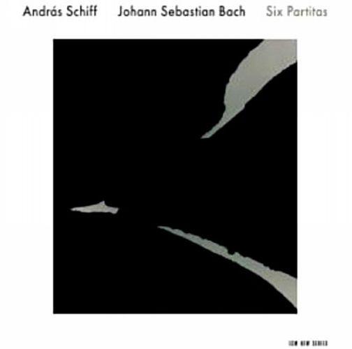 Bach : Partitas BWV 825-830. Schiff.