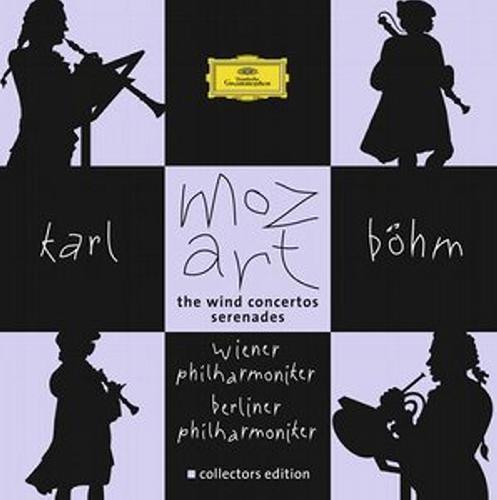 Wind Concertos And Serenades