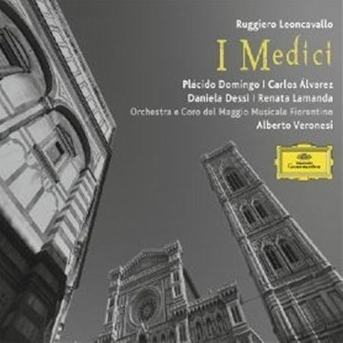 Leoncavallo : I Medici. Domingo, Veronesi.