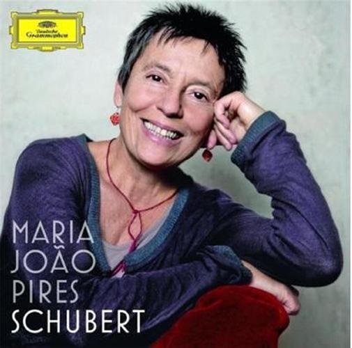 Schubert : Sonates pour piano. Pirès.