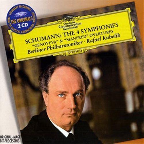 Schumann: Les 4 Symphonies