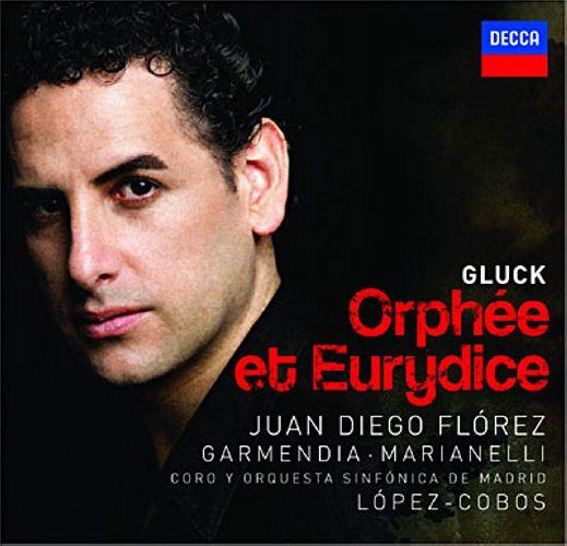 Gluck : Orphée et Euridice. Florez, Garmendia, Marianelli, Lopez-Cobos.