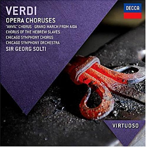 Chicago Symphony Chorus - Verdi: Opera C