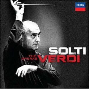Verdi : The Operas. Solti.