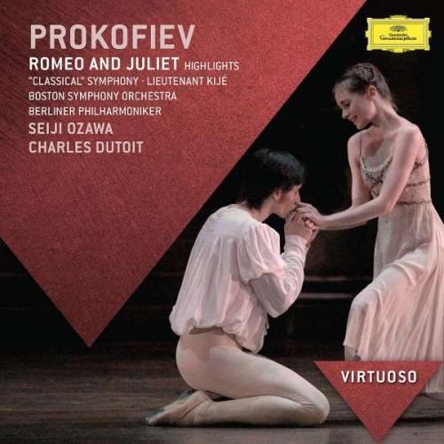 Prokofiev: Romeo And Juliet Highlights. Classical Symphony. Lieutenant Kijé