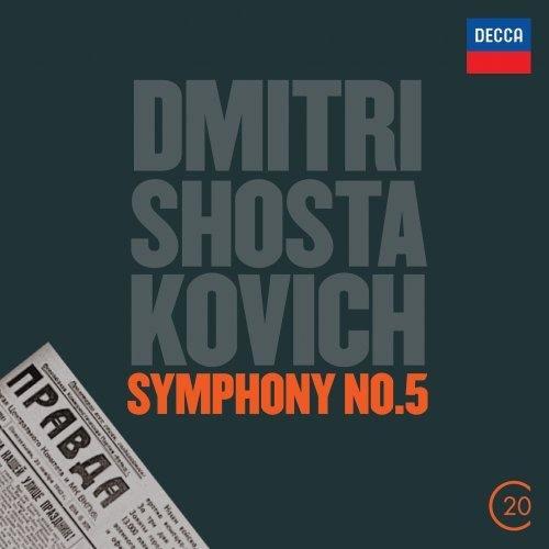 Chostakovitch : Symphonie n° 5. Ashkenazy.