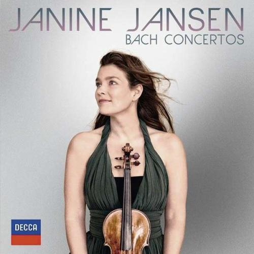 Bach : Concertos pour violon. Jansen, Ortega.
