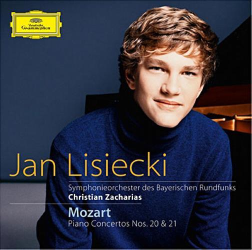 Mozart : Concertos pour piano n° 20 et 21. Lisiecki, Zacharias.