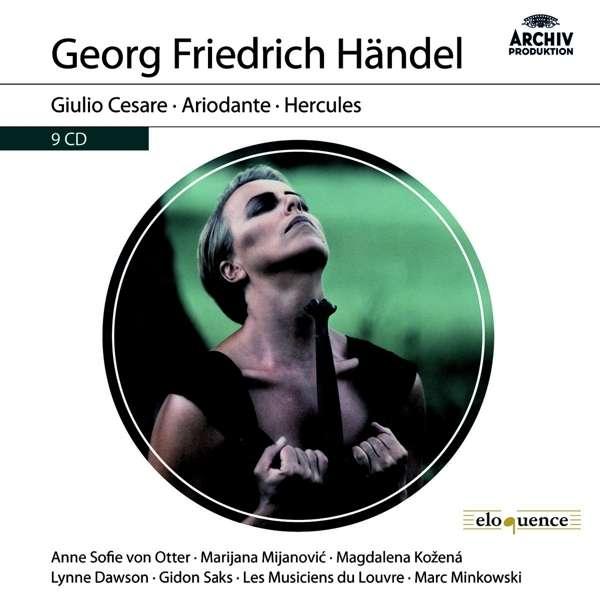 Handel: Giulio Cesare / Ariodante / Hercules(El