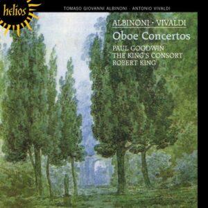 Tomaso Albinoni - Antonio Vivaldi : Concertos pour hautbois