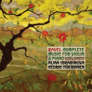 Ravel : Les sonates pour violon et piano. Ibragimova.