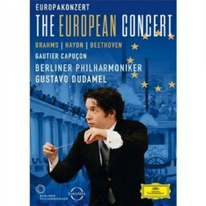 Gustavo Dudamel : The European concert.