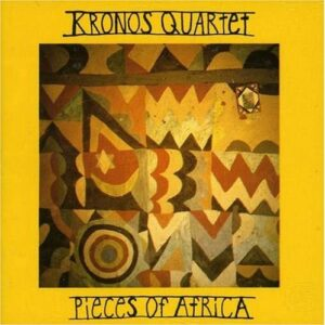Africa. Kronos Quartet