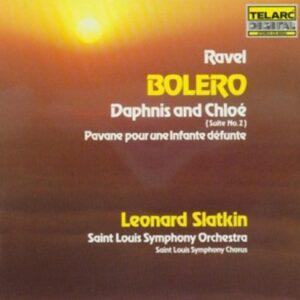 Bolero / Daphnis And Chloe / Pavane
