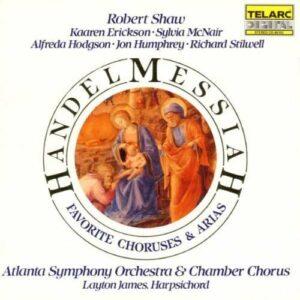 Messiah - Favorite Choruses & Arias