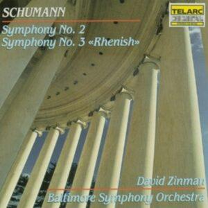 Schumann, Robert: Symphonies No. 2 & 3