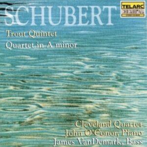 Schubert, Franz: Trout Quintet / Quartet In A Minor