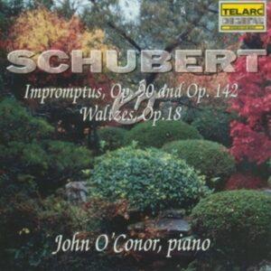 Schubert, Franz: Impromptus Op. 90 & 142