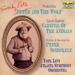 Sneaky Pete & The Wolf