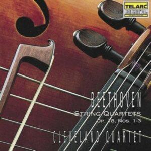 String Quartets Op. 18 Nos. 1-3