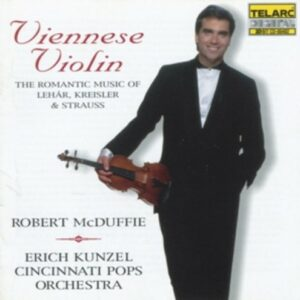 Viennese Violin: The Romantic Music