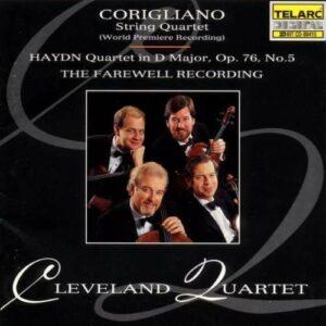 String Quartet / Quartet Op. 76 No. 5