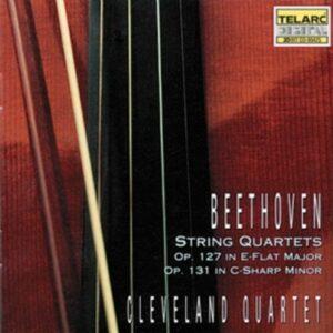 String Quartets Op. 127 & 131