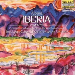 Iberia (Complete,  Orchestrations)